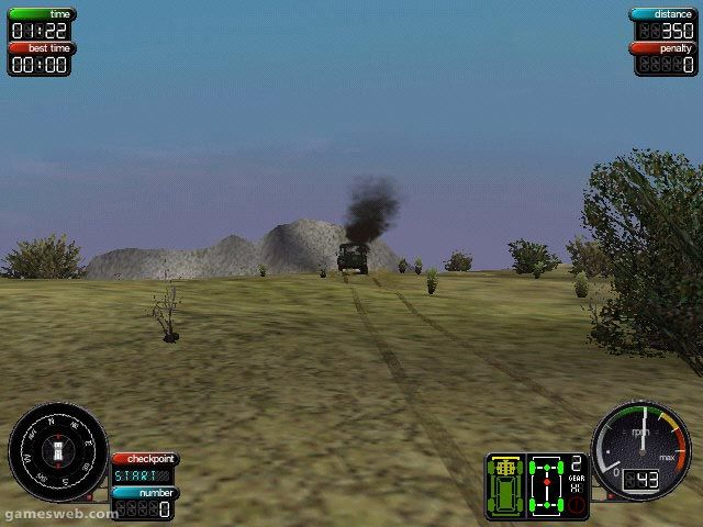 Bleifuss Offroad - Screenshots - Bild 3