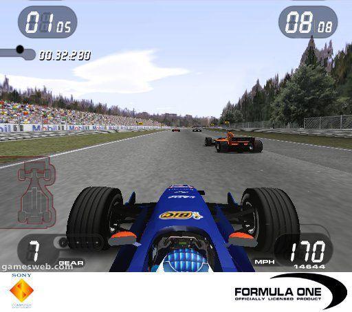 Formula One 2001  Archiv - Screenshots - Bild 43