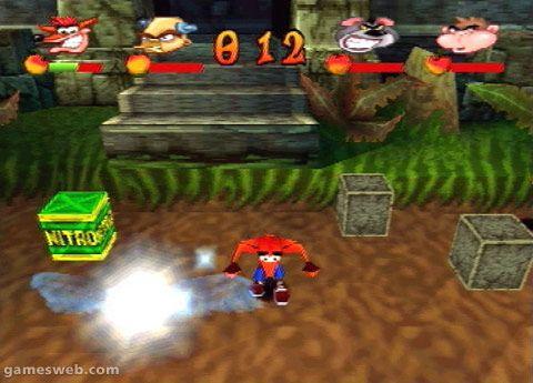 Crash Bash - Screenshots - Bild 10