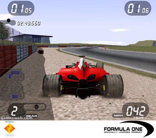 Formula One 2001  Archiv - Screenshots - Bild 34