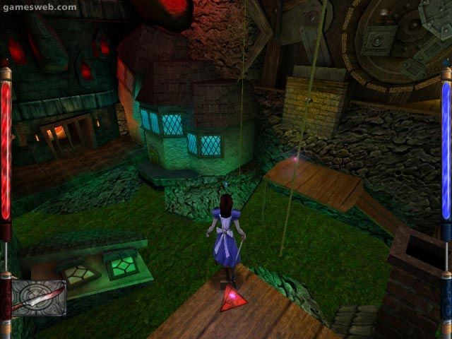 American McGee's Alice - Screenshots - Bild 2