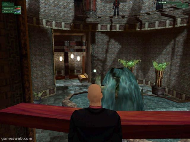 Hitman: Codename 47 - Screenshots - Bild 2