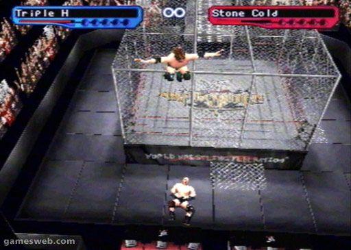 WWF SmackDown! 2 - Screenshots - Bild 2
