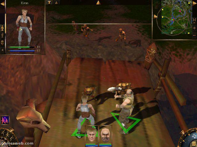 Evil Islands - Screenshots - Bild 10