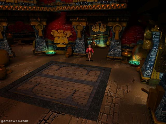 Der Weg nach El Dorado - Screenshots - Bild 15