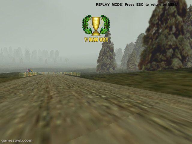 Pro Rally 2001 - Screenshots - Bild 3