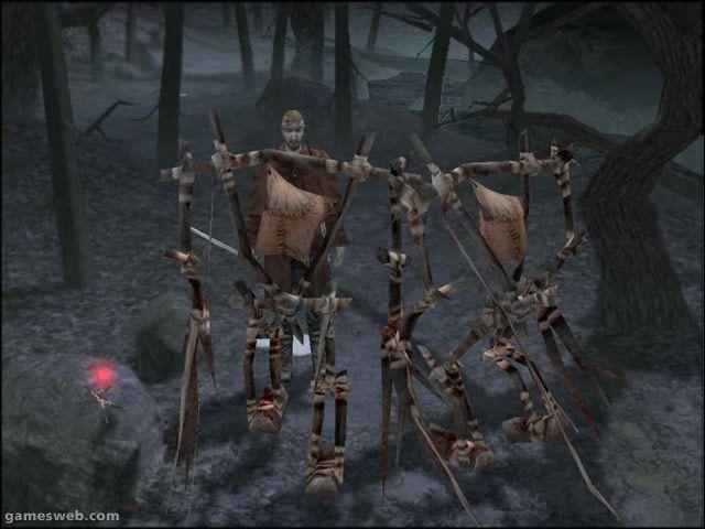 Blair Witch Vol. 2: Coffin Rock - Screenshots - Bild 5