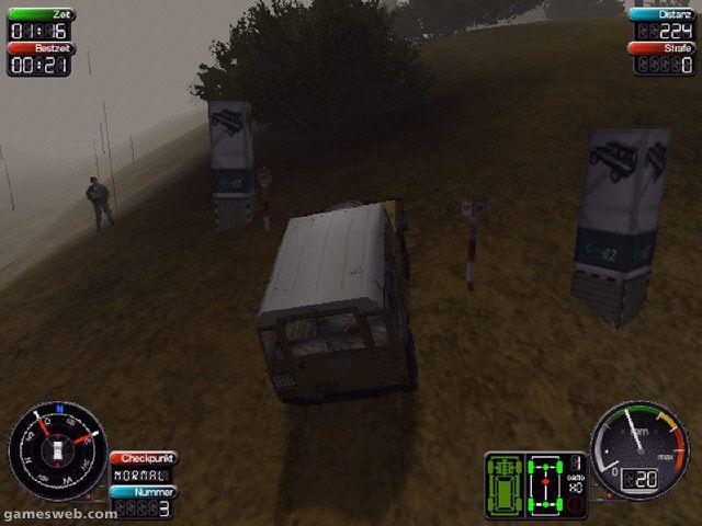 Bleifuss Offroad - Screenshots - Bild 2