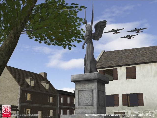 Battlefield 1942 - Screenshots - Bild 12