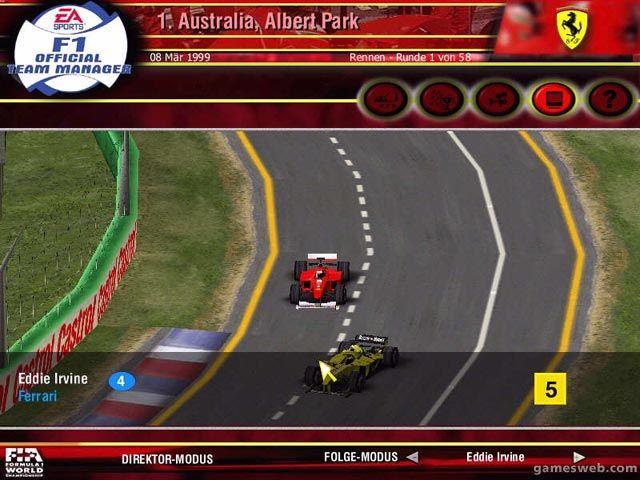 F1 Official Team Manager - Screenshots - Bild 10