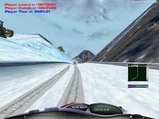 Snow Storm - Screenshots - Bild 15