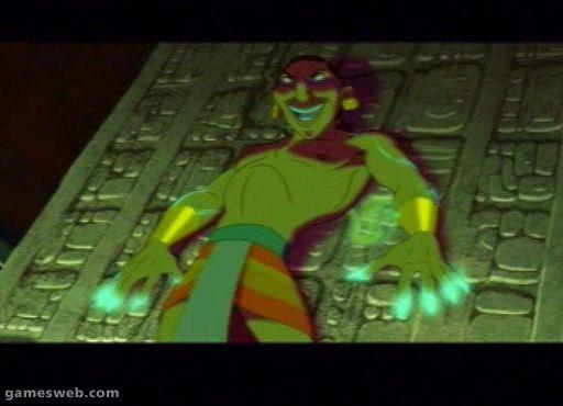 Der Weg nach El Dorado - Screenshots - Bild 11