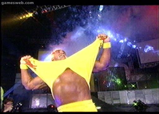 WCW Backstage Assault - Screenshots - Bild 6