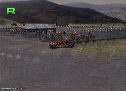 Wild Wild Racing - Screenshots - Bild 13