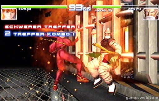 Dead or Alive 2 - Screenshots - Bild 15