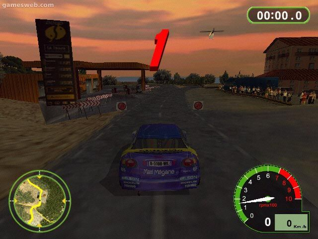 Pro Rally 2001 - Screenshots - Bild 12