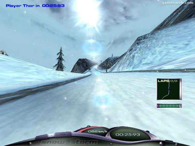 Snow Storm - Screenshots - Bild 2