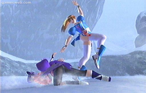 Dead or Alive 2 - Screenshots - Bild 11