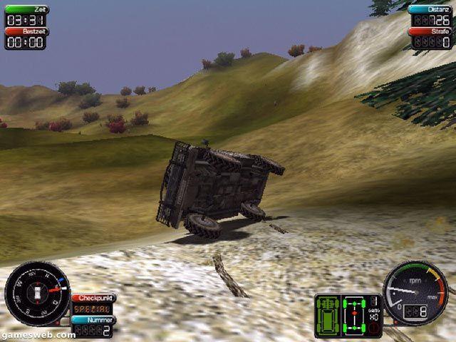 Bleifuss Offroad - Screenshots - Bild 10