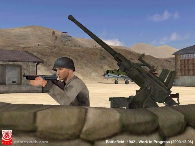 Battlefield 1942 - Screenshots - Bild 9