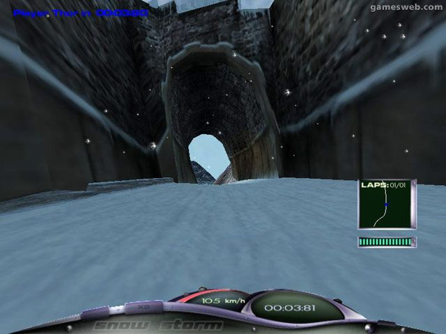 Snow Storm - Screenshots - Bild 16