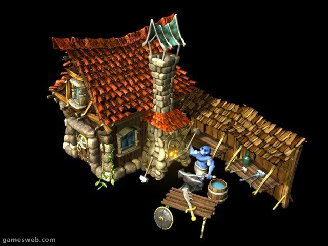 Die Völker 2 - Screenshots - Bild 9