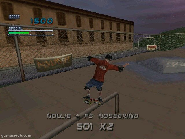 Tony Hawk's Pro Skater 2 - Screenshots - Bild 4