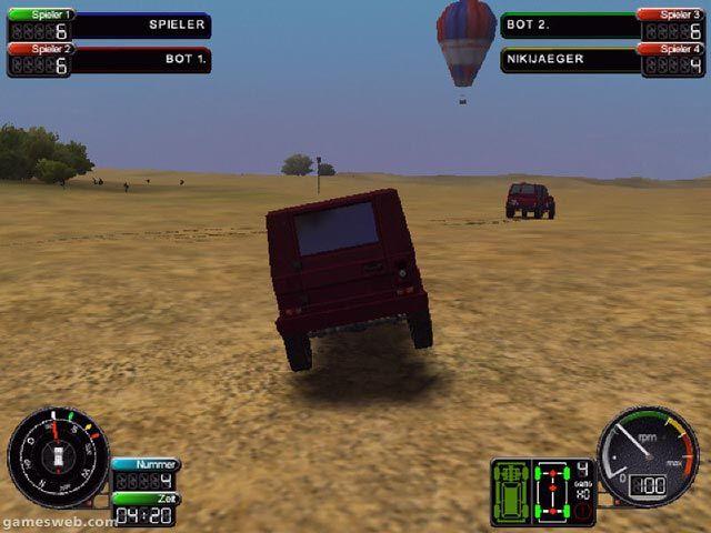 Bleifuss Offroad - Screenshots - Bild 9
