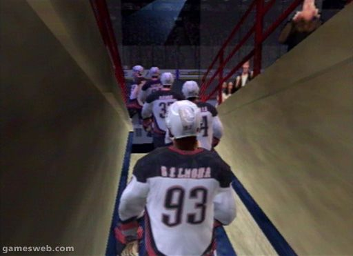 NHL 2001 - Screenshots - Bild 6