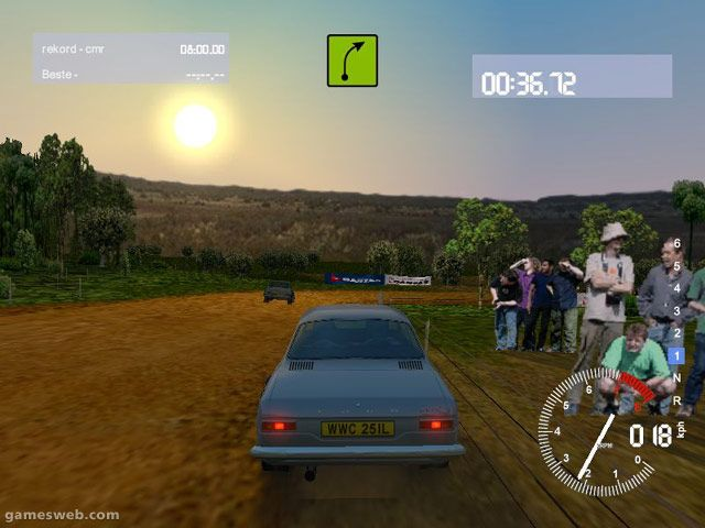 Colin McRae Rally 2.0 - Screenshots - Bild 16