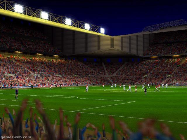 UEFA Challenge  Archiv - Screenshots - Bild 2