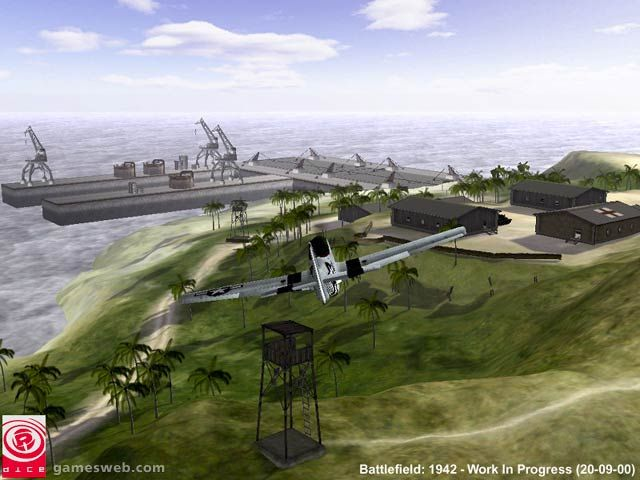 Battlefield 1942 - Screenshots - Bild 1