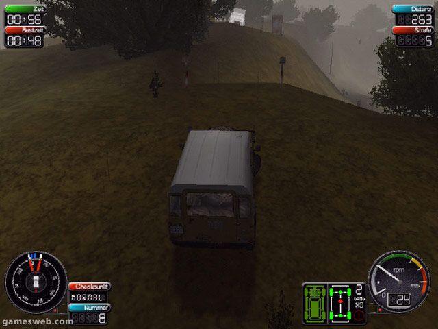 Bleifuss Offroad - Screenshots - Bild 4