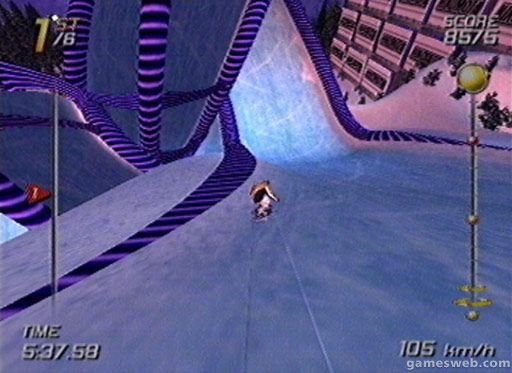 SSX - Screenshots - Bild 4