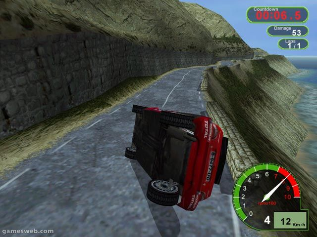 Pro Rally 2001 - Screenshots - Bild 4