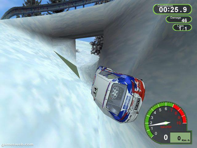 Pro Rally 2001 - Screenshots - Bild 11