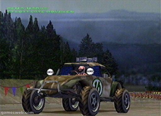 Wild Wild Racing - Screenshots - Bild 6