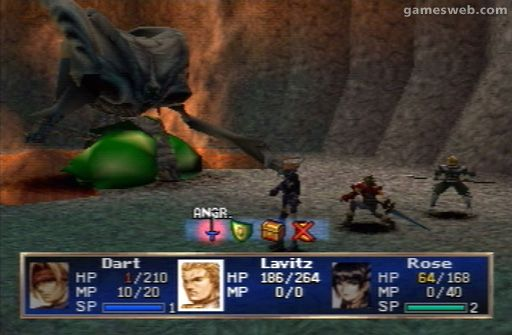 Legend of Dragoon - Screenshots - Bild 2