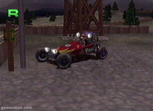 Wild Wild Racing - Screenshots - Bild 4