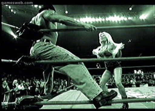 WCW Backstage Assault - Screenshots - Bild 15