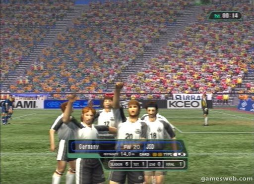 International Superstar Soccer - Screenshots - Bild 2