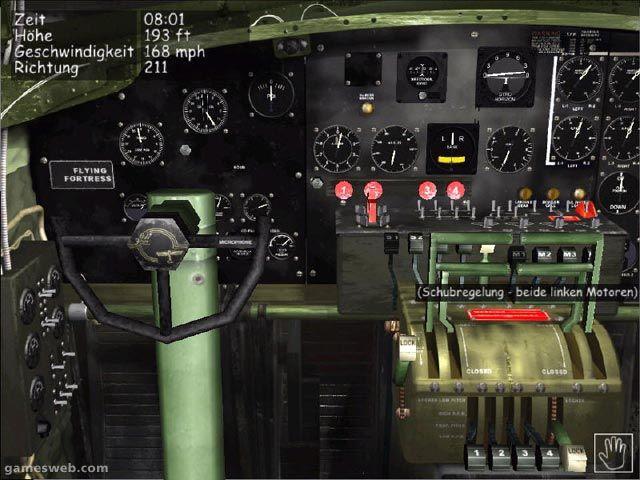 B17 Flying Fortress - Screenshots - Bild 4