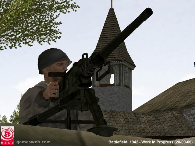 Battlefield 1942 - Screenshots - Bild 2
