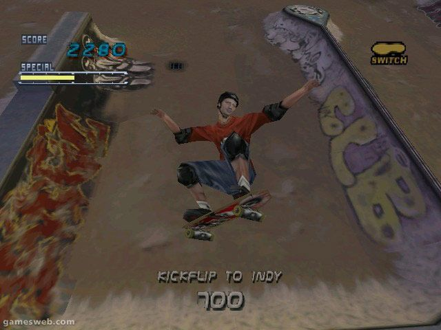 Tony Hawk's Pro Skater 2 - Screenshots - Bild 8
