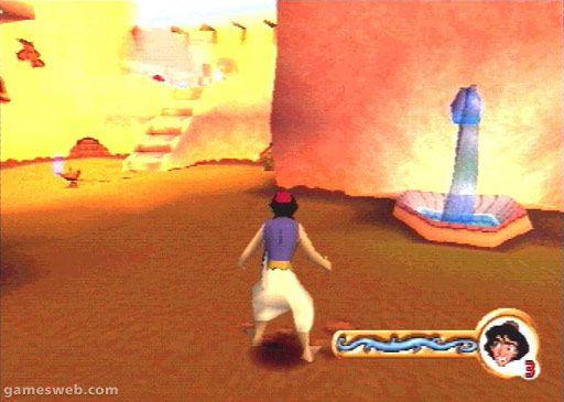 Aladdin - Nasira's Rache - Screenshots - Bild 13