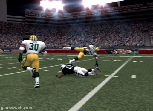 Madden NFL 2001 - Screenshots - Bild 8