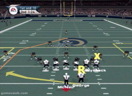 Madden NFL 2001 - Screenshots - Bild 6