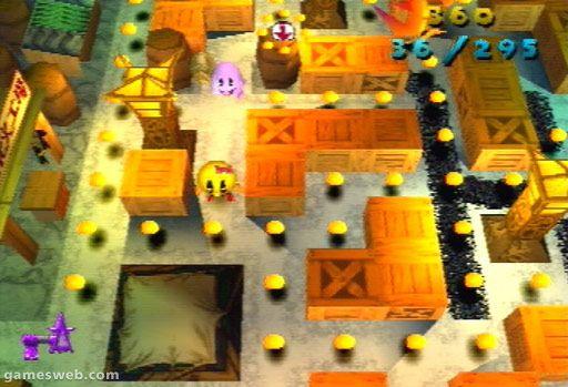 Ms. Pacman Paze Madness - Screenshots - Bild 8