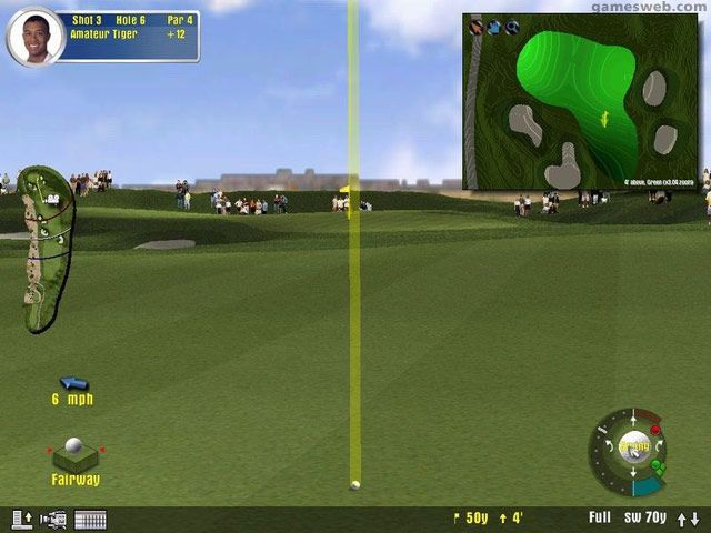 Tiger Woods PGA Tour 2001 - Screenshots - Bild 2