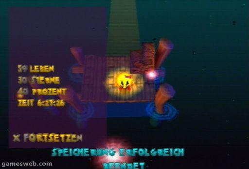 Ms. Pacman Paze Madness - Screenshots - Bild 10